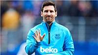 BÓNG ĐÁ HÔM NAY 1/11: MU thỏa thuận ký hợp đồng với Ronaldo. Messi tái xuất