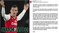 Sau 5 ngày được khuyên nhủ, đội trưởng của Arsenal cũng xin lỗi vì lỡ chửi CĐV