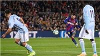 THỐNG KÊ: Messi sút phạt siêu đẳng hơn cả MU đá phạt đền