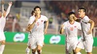 VIDEO: Chân Văn Hậu đổ máu trước khi ghi bàn vào lưới U22 Indonesia