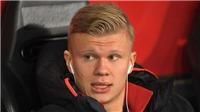 Tin bóng đá MU 19/12: Choáng với đòi hỏi lương của Haaland. Tottenham sẵn sàng bán Eriksen cho MU