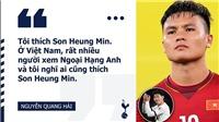 BÓNG ĐÁ HÔM NAY 20/12: Tottenham chia sẻ phát biểu của Quang Hải. Việt Nam có thứ hạng lịch sử