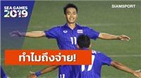 Cầu thủ Thái Lan: 'Tôi tự tin sẽ đánh bại U22 Việt Nam'