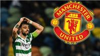 MU: Chuyên gia tiết lộ bất ngờ về mục tiêu Bruno Fernandes