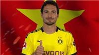 Các ngôi sao Bundesliga gửi lời chúc U23 Việt Nam may mắn bằng tiếng Việt