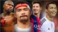 Ai là vận động viên thể thao kiếm nhiều tiền nhất trong thập kỷ qua?