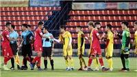 Bóng đá hôm nay 4/1: U23 Việt Nam thất bại trước giải U23 châu Á. Đình Trọng gặp riêng bác sĩ