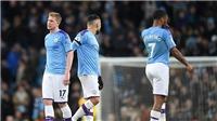 Man City CHÍNH THỨC bị cấm dự Cúp C1 hai mùa, có thể mất 170 triệu bảng