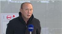 HLV Park Hang Seo: 'Tuyển Việt Nam phải chơi tốt ở 3 trận còn lại'