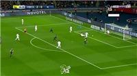 Cú đá phản lưới kỳ quái trong trận thắng của PSG