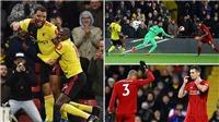 BÓNG ĐÁ HÔM NAY 1/3: Liverpool đứt mạch bất bại. Bayern thắng '6 sao', Trận Juve vs Inter bị hoãn