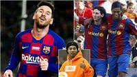 Bóng đá hôm nay 10/3: Messi chi 4 triệu euro cứu Ronaldinho. MU nhận tin dữ từ Martial