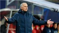Cúp C1: Mourinho nói gì sau khi bị loại đau đớn ở Champions League?