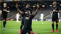 LASK 0-5 MU: 'Quỷ đỏ' đặt một chân vào tứ kết Europa League