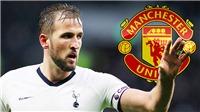 Tin bóng đá MU 17/3: Tottenham ra giá bán Kane cho MU. Arsenal mua trung vệ MU