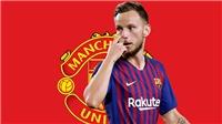 Tin bóng đá MU 22/3: Barca bán Rakitic rẻ như bèo. MU nhận cảnh báo về Aubameyang