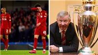 Bóng đá hôm nay 4/3: Liverpool hết cửa sánh ngang MU. Bồ Đào Nha vào bảng 'tử thần' ở UEFA Nations League