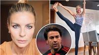 """Cựu hoa hậu Italia kể nỗi khổ chuyện """"chăn gối"""" với huyền thoại AC Milan"""