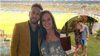 Mẹ Neymar công khai tình yêu với game thủ kém 30 tuổi, là fan cuồng của con trai