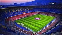 Barca bán tên sân Camp Nou lần đầu tiên trong lịch sử