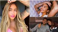 Những bức ảnh giúp em gái Neymar thu hút hơn 5 triệu người theo dõi trang cá nhân