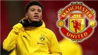 Tin bóng đá MU 6/4: Ra 2 đề nghị hấp dẫn thuyết phục Sancho. Barca sẽ bán rẻ Griezmann cho MU