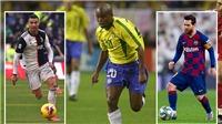 Edilson: 'Hãy quên Ronaldo, Messi và Neymar đi, tôi mới là tiền đạo giỏi nhất'