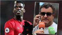 Tin bóng đá MU 25/5: MU đồng ý bán Pogba. Sao Juve nổi loạn để đến Old Trafford