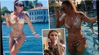 Nhan sắc nóng bỏng của người mẫu Playboy muốn làm bà chủ CLB bóng đá