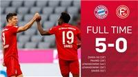Bóng đá hôm nay 31/5: Bayern thắng lớn. MU quyết định tương lai De Gea. Messi ra yêu sách với Barca