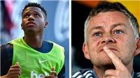Tin bóng đá MU 13/6: MU ra đề nghị lần 2 cho Fati. Liverpool nhăm nhe 'cướp' Sancho