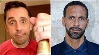 Hai cựu sao MU tuyên bố khóa mạng xã hội vì Liverpool vô địch Ngoại hạng Anh