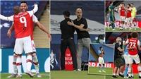 Bóng đá hôm nay 19/7: Arsenal vào chung kết cúp FA. Solskjaer 'khẩu chiến' với Lampard