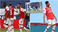 Arsenal 2-0 Man City: Biến Man City thành cựu vương, Arsenal vào chung kết FA Cup