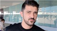 Huyền thoại David Villa bị điều tra cáo buộc quấy rối tình dục