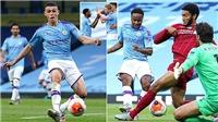 Man City 4-0 Liverpool: Man City hủy diệt tân vương