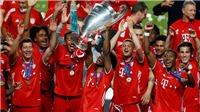 CHÙM ẢNH: Bayern lần thứ 6 vô địch châu Âu, Neymar sờ cúp trong tiếc nuối