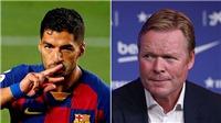 Bị Barca sa thải qua điện thoại, Luis Suarez ngay lập tức được PSG chào mời