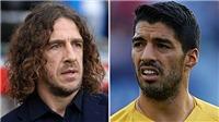 Carles Puyol và Luis Suarez ủng hộ Messi rời Barca