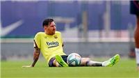 Bóng đá hôm nay 27/8: Messi vẫn tập luyện cùng Barcelona, MU công bố tân binh