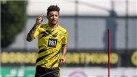 NÓNG: MU dọa rút khỏi vụ Jadon Sancho vì bị Dortmund 'làm giá'