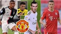 Bóng đá hôm nay 14/9: MU nhắm 3 mục tiêu giá rẻ thay Sancho. Salah muốn đến Barcelona