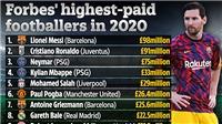 Messi trở thành tỷ phú