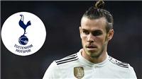 Người đại diện xác nhận Gareth Bale đang trên đường trở lại Tottenham