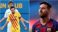 Messi nổi đóa, văng tục khi bị đối thủ vô danh theo kèm quá rát