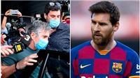 Chuyển nhượng Liga 4/9: Barca hứa xóa án kỷ luật cho Messi. Real Madrid bán hậu vệ cho MU