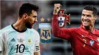 Ronaldo phá vỡ cột mốc vĩ đại, fan Messi chấp nhận… thua