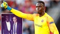 Tân binh Edouard Mendy của Chelsea: Từng thất nghiệp, bắt không lương, tính bỏ bóng đá