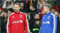 Tin bóng đá MU 12/10: Giggs được tiến cử thay Solskjaer. Sao Pháp từ chối loạt CLB để đến MU