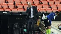 Real Madrid thua trận thứ 3 từ đầu mùa: Tự sát vì xoay vòng